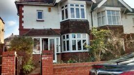 4 bedroom house near Preston Park