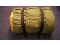 Columbia Sportswear Adult Rectangular Sleeping Bag 50 Degrees