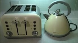 Kettle, toaster and bin