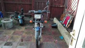 Honda cg 125 cc