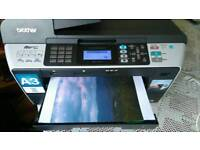 MFC 6490CW Brother A3+ printer