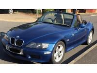 BMW Z3 1.9 X REG