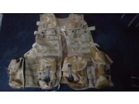 Tactical Load Carrying Vest