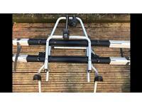 Thule 9105 bike rack for hatchback or estate car