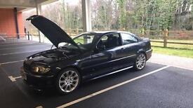 BMW E46 318 Sport Coupe 2004 318i 318ci