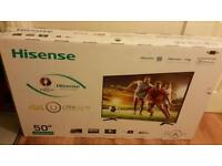 Brand new hisence HD smart TV for sale.