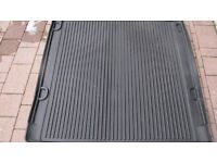 Audi A4 Saloon - Plastic Boot liner and rubber floor mats