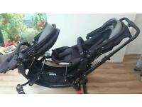 Obaby Zoom double buggy