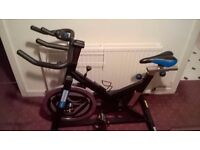 Pro fitness exercise bike - Excellent condition - £110