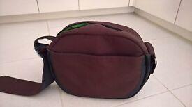 Bugaboo change bag and mat