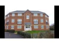 2 bedroom apartment £595pcm wisteria way Bermuda estate