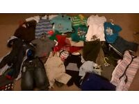 baby boy clothes all you need for 3-6 month old