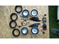 Mk4 golf,leon a3 speakers upgrades 6.5 components