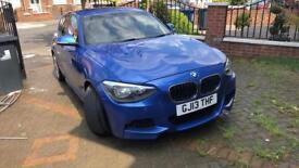 BMW 118d M Sport 2.0