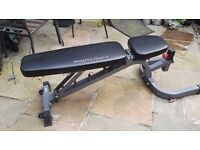 BodyCraft Weights Bench