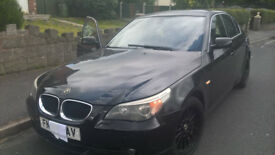 bmw 525 diesel auto e60 breaking parts /spares