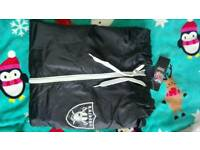 Brand New NFL OAKLAND RAIDERS JACKET XXL