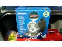 New r13 silver Michelin car wheel trims