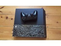 Playstation 4 500GB for sale very good condition + pad