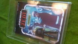 Star wars return of the jedi recarded luke jedi knight