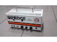 Orange Tiny Terror 15w Tube Amp Head Guitar Amplifier