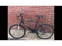 Apollo slant mountain bike