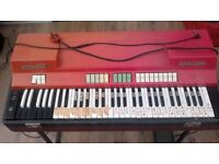 farfisa compact organ 1964 similar to vox continental keyboard piano