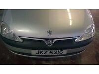 Vauxhall Corsa 1.0L 2003 5 Door 12Months Mot Cheap runner/First Car