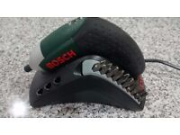 Bosch IXO mini Power Screwdriver and Charger.