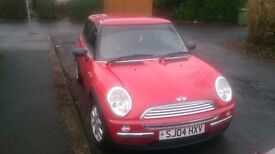 2004 mini one for sale