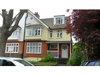 South Sutton one bed character flat 15 mins Sutton station tree lined road
