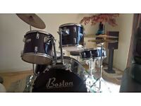 Boston Drum kit - Black