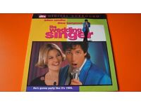THE WEDDING SINGER ADAM SANDLER DREW BARRYMORE LASERDISC MOVIE