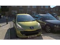 Peugeot 207 for spares and repairs