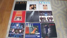 Job Lot 34 Vinyl Lps 80s/90s