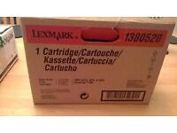 Genuine Lexmark 1380520 High Yield Toner IBM 4019, 4028, 4029 WinWrinter 600