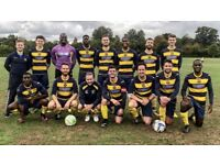 Saturday football team looking for players