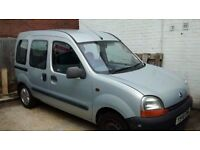 Renault Kangoo RXE Wheelchair accessible Vehicle low mileage