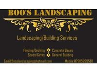 Fencing / Landscaping And Building Services