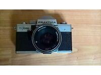 praktica super tl1000 35mm film camera