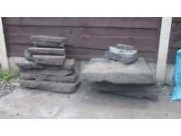 Original Yorkshire Paving stone