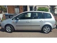 Ford focus c max 1.6 petrol manual