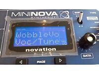 Novation Mininova (New Boxed) + free Yamaha PSS21