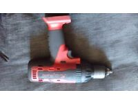 snap on 18v cordless hammer drill