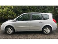 CHEAP DIESEL 7 SEATER 1.5L RENAULT GRAND SCENIC (2008) long mot family car with tow bar