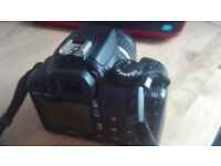 Canon 1000d- good as new!