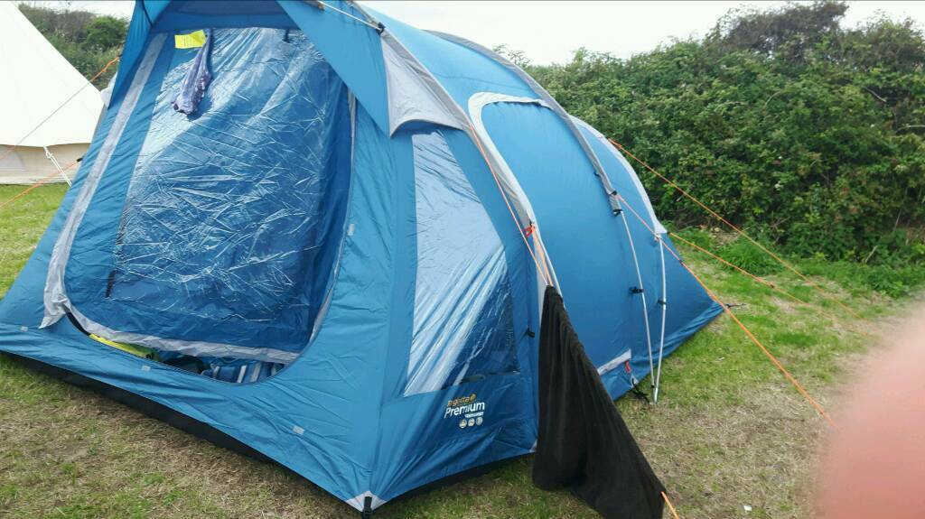 Regatta 4 man tent. Street, Somerset £60.00