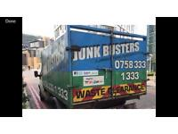 Rapid waste removal wait and load service and junk and rubbish cleared fast