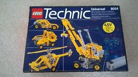 LEGO set 8054, well, sort off