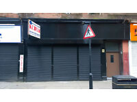 Vacant Retail Unit To Let
